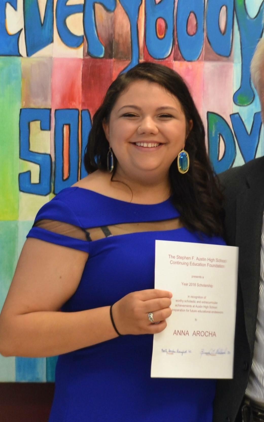 Arocha, Anna J.